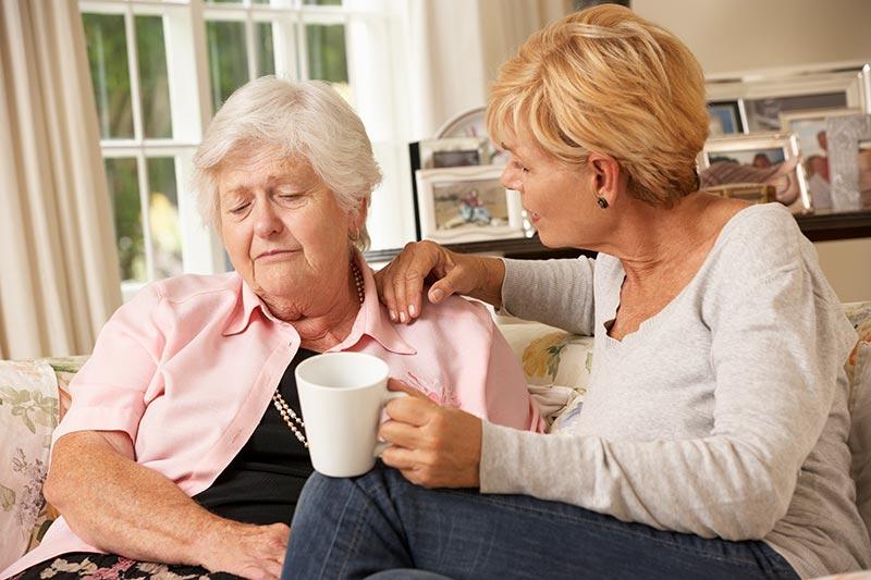 Depression & Aging in Seniors