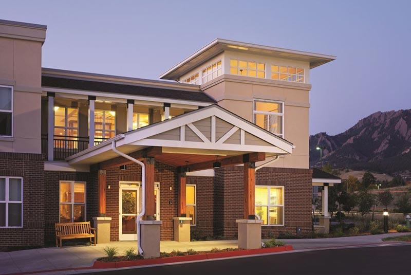 Flatirons Terrace - Independent Living in Boulder, Colorado