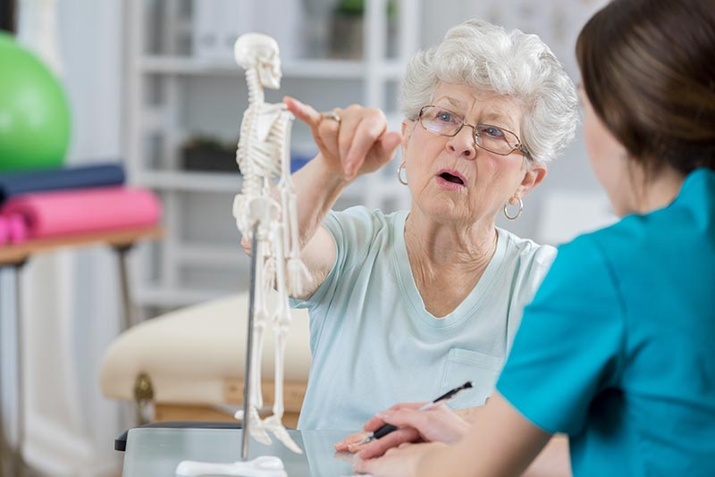 Bone and Joint Health for Seniors