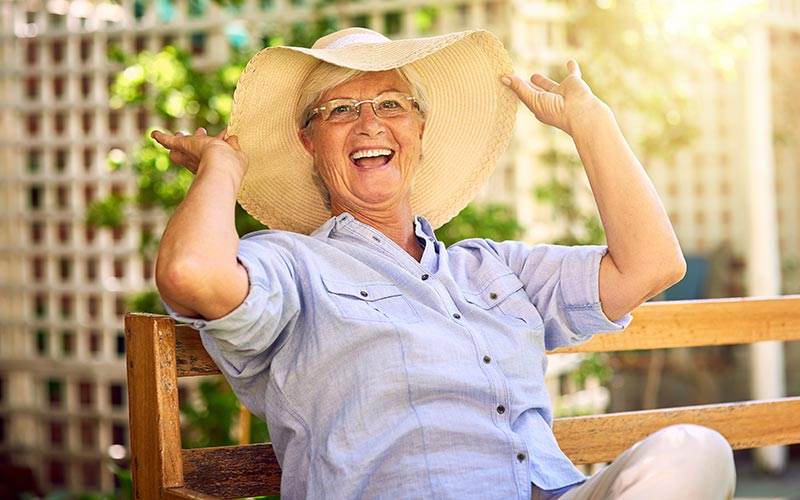 Sun Safety for Seniors
