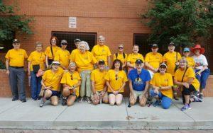 Golden West walks to end Alzheimer's