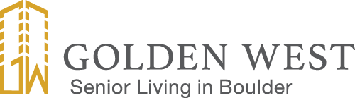 Golden West Senior Living Boulder Logo