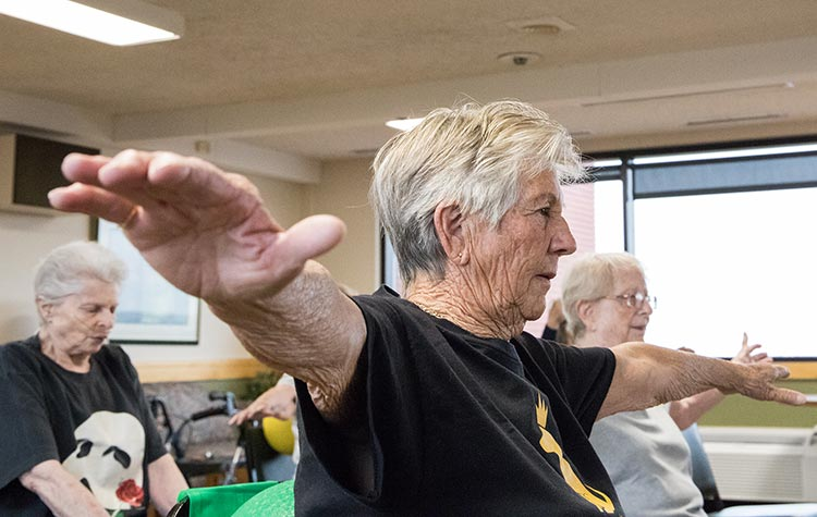 Senior Fitness | Independent Living Boulder CO