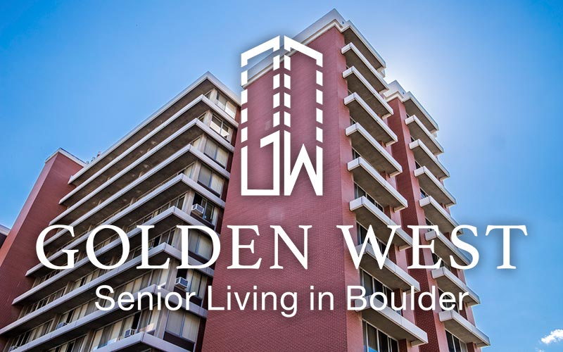 Photo: Golden West Logo and building exterior