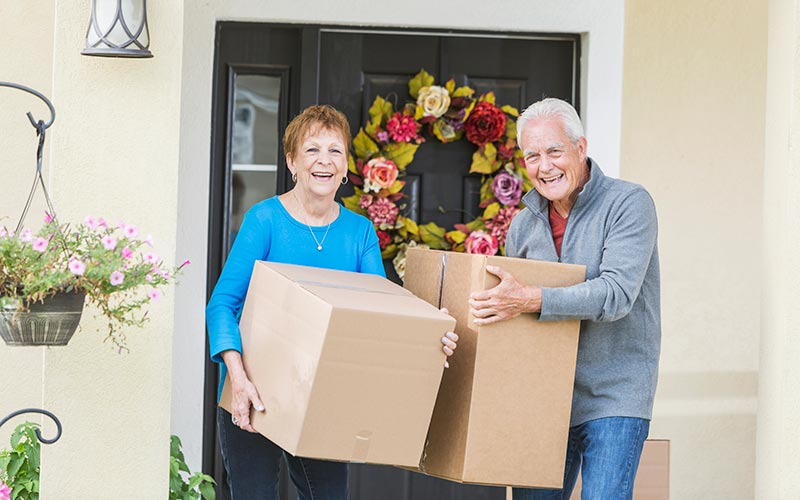 6 Tips for Fall Downsizing