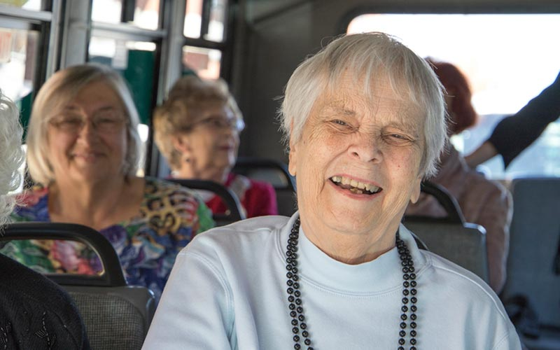 Senior Transportation Options in Boulder