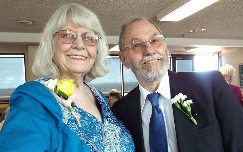 Meet Residents Kay and Al Miller, Who Found Love at Golden West