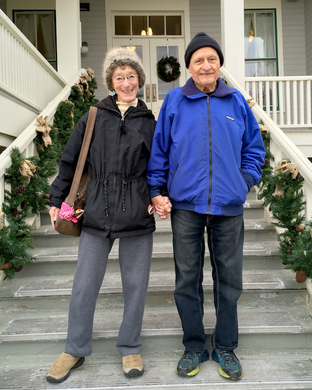 Gretchen and Dick Williams