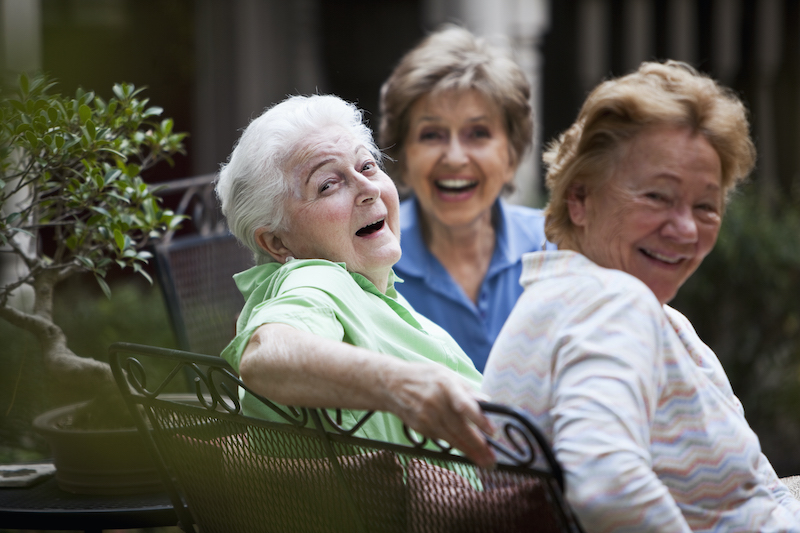 What is Assisted Living? A Closer Look at The Mezzanine, Golden West's Assisted Living Community